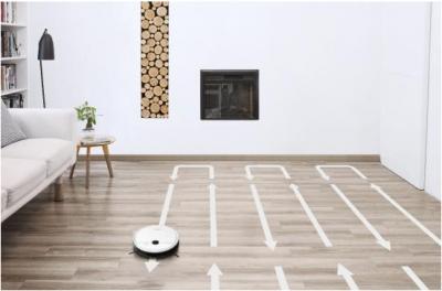 科沃斯发布最新款扫地机器人DEEBOT N5系列,采用蓝鲸清洁系统2.0