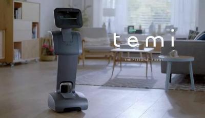 传亚马逊正开发移动家庭机器人Vesta,通过语音命令来召唤