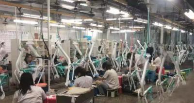 晨阳水漆助力全球最大自行车制造商油改水 引领绿色出行新风尚
