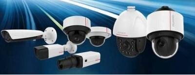 法安视携全景摄像机等产品出席全国政法展,架起天眼网络