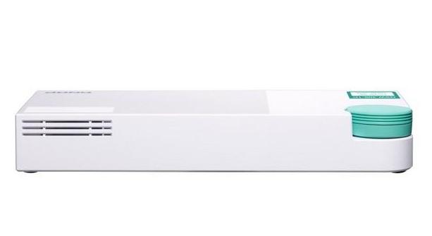 QNAP发布民用级QSW-308系列交换机,提升高带宽作业的效率