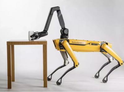 波士顿动力公司将发布首款商用机器人,四足机器人成新宠