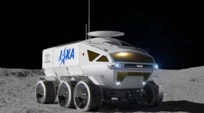 挑战!JAXA将联合丰田打造一艘氢动力月球车 计划2029年发射