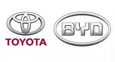 比亚迪与丰田携手共同探讨纯电动车及动力电池的开发