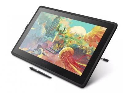 Wacom推出Cintiq22平板新品,针对美术爱好者与初学者