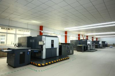 惠普高清数字印刷机助力美印信息扩大印刷产能