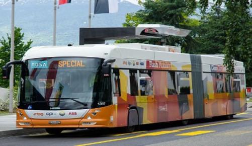 ABB 为新加坡40 辆单层电动巴士提供充电基础设施