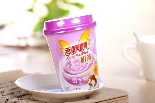 香飘飘发力即饮茶饮料市场 能助力攻下百亿目标吗?