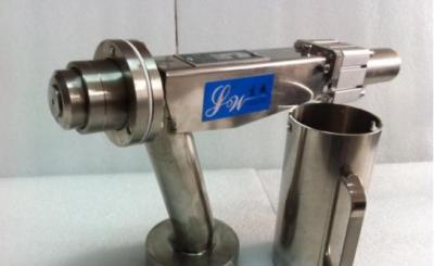 生威仪表推出新款气动中浓ZJQF-2300G型浆料取样阀