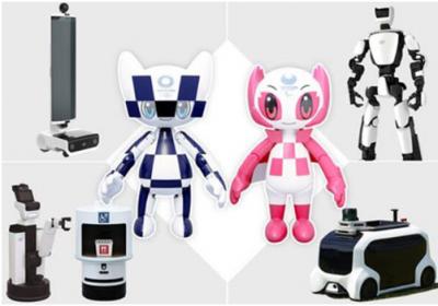 """丰田发布多款东京奥运会机器人,可规避障碍""""自由出行"""""""