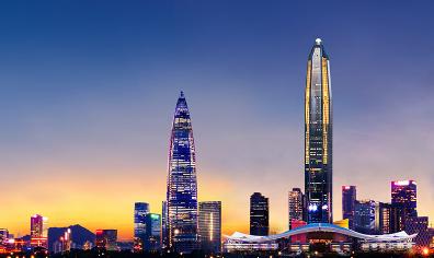 HUAWEI智慧城市:深圳!