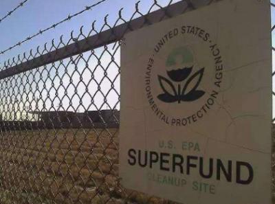EPA为马萨诸塞州超级基金站点制定最终清理计划