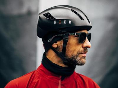 3D打印自行车定制头盔HEXR开始发货 售价2950元