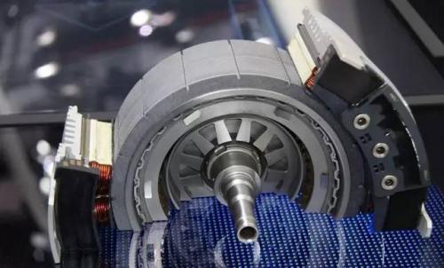 中车株洲签订3000万元高速永磁电机订单