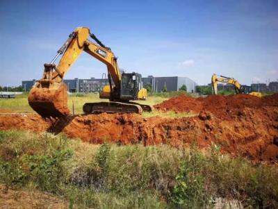 武钢华工激光新产业园区破土动工 ,占地40亩