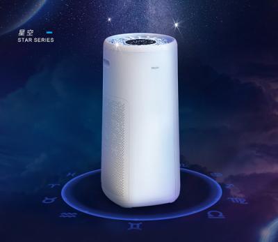 海尔除醛净化器星空新品KJ450F-M900A15日重磅上市 十二星座艺术外观