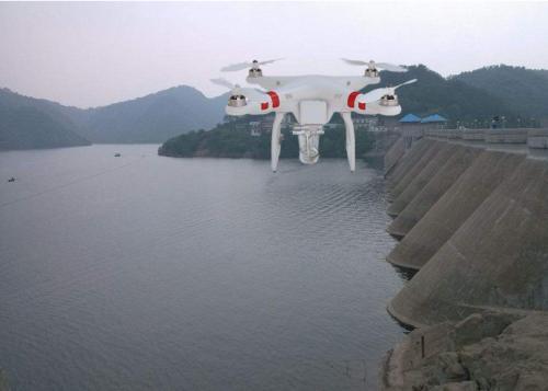 合肥实行无人机巡河、无人船水质监测、5G+环保监测平台