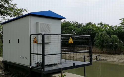 山西地表水跨界断面水质自动监测站如期完工 3个月内建成71个