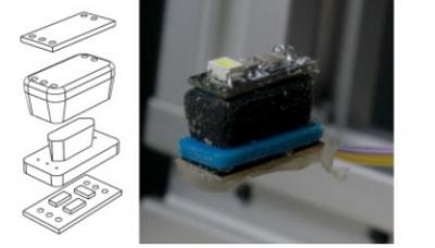 荷兰开发出自我感知3D打印软机器人 具有自我意识和适应性