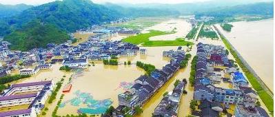 秋田科技助力湘西龙山县果利河综合整治工程智慧安防监控项目