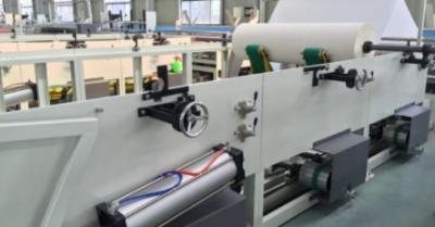 金博士集团子公司PM5卫生纸机开机成功并顺利投产