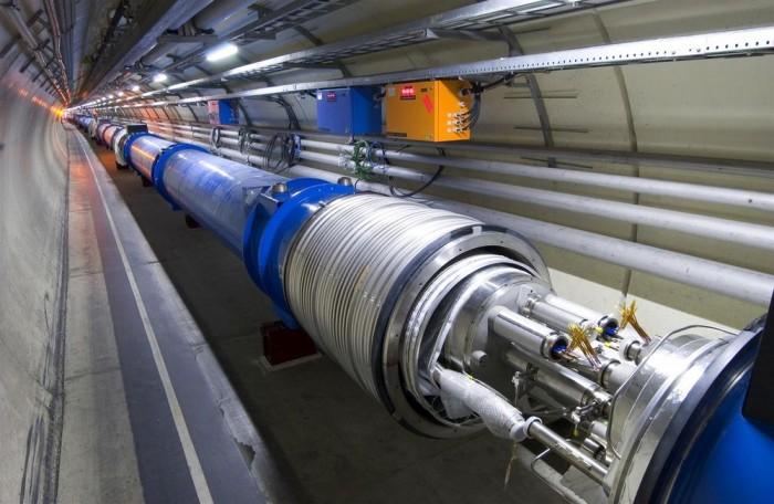 欧洲高亮度大型强子对撞机项目升级工作进行时 预计2026年正式运行