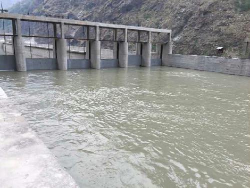 葛洲坝集团尼泊尔上崔树里3A水电站2号机组完成试运行