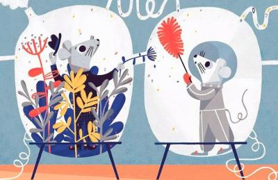 """美国开发""""野""""小鼠模型 让动物实验更准确地预测人类免疫反应"""