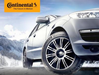 德国马牌轮胎发布全新第六代冬季轮胎 出行安全无忧