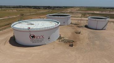 美国知名中游原油系统公司Oryx获卡塔尔投资局5.5亿美元投资