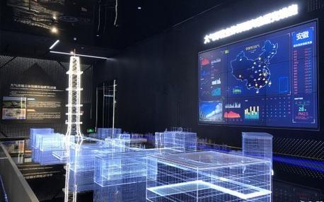 安徽谋建国际最前沿大气环境立体探测装置 形成重大科技基础设施集群