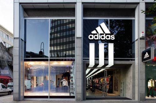 阿迪达斯第二财季大中华区销售额大增14%远超预期