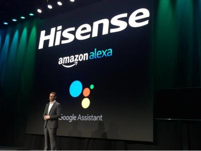 海信发布基于TV+AI+ IOT+社交的Hi Table大屏系统生态,实力回应荣耀