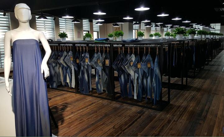 浙江三森纺织转型成功 从牛仔布生产大户到环保餐具