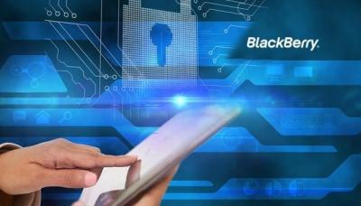 BlackBerry推出全新智能安全解决方案,提高移动终端的安全性