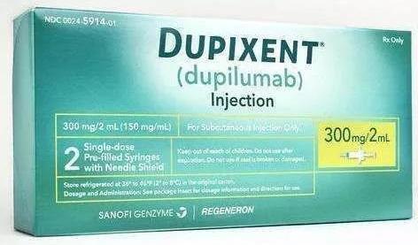 Dupixent获欧盟批准,赛诺菲开发的首个治疗特应性皮炎的生物药