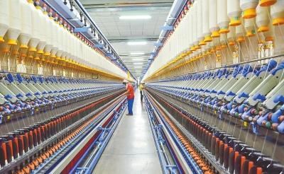 2019年三季度我国纺织行业景气指数预升 二季度行业数据详细分析