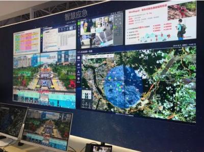 人工智能技术在城市应急管理中的创新应用
