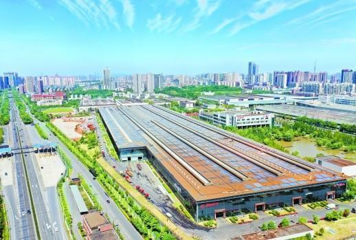 三一集团18号厂房:亚洲最大的智能化制造车间