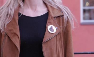 可穿戴智能按钮Pin One背后的技术 超低功耗蓝牙让续航更出色