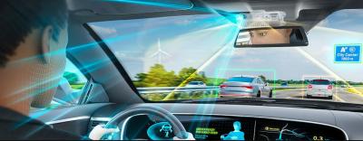 大陆集团推新型摄像头系统 内外双摄像头结合判断驾驶状况