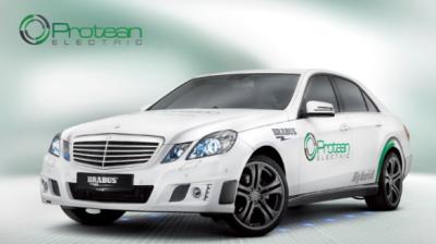 Protean推出360°转向车轮系统 可实现高度调整和全方位转向