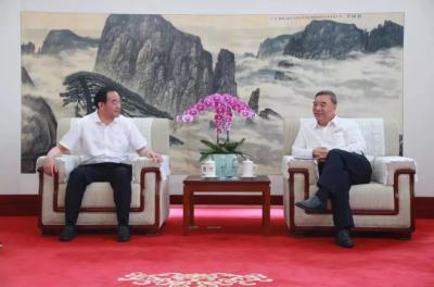 中国建材集团与徐工集团签署战略合作协议 加快合作项目落地见效