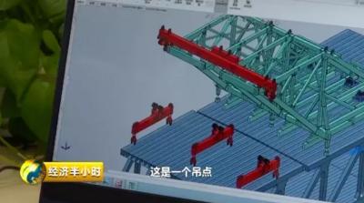 我国自主研发全球首台1800吨架梁吊机助中国大桥屡创世界之最