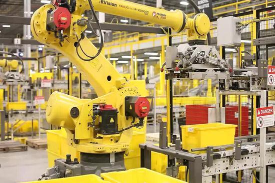 中国工业机器人品牌和销量双双下滑 外资品牌竞争激烈