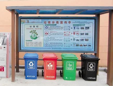 探索合适的垃圾分类回收利用方式 应对垃圾分类五大挑战