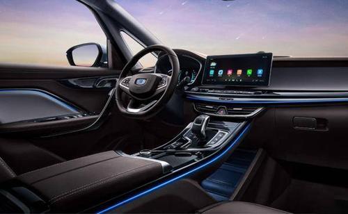 径卫视觉推出的智能驾驶主动安全防御系统保障驾驶员和路面两端的安全