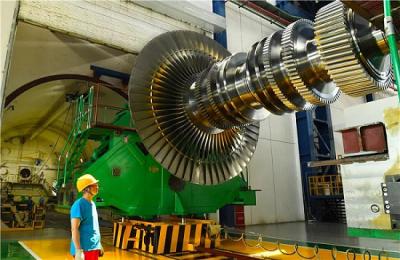 东方电气成功研制国内最长全转速汽轮机1450mm钛合金末级叶片填补空白