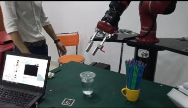 "IIT Madras开发出多模式机器人系统 被称为""GraspMan"""