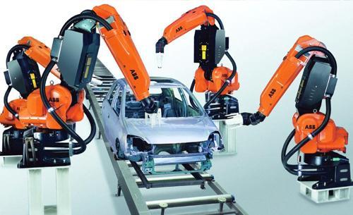 """3D视觉为机器人增加""""眼睛"""" 推动工业自动化进展"""